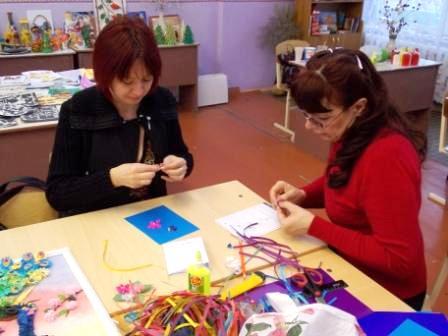 Мастер классы воспитателей детских садов